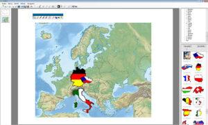 Interaktivní aplikace eTabule